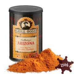 Arizona Steak Grillgewürz (Grillwürzer) extra scharf