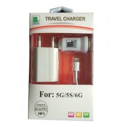 M2 Reiseladegerät für Iphone 5-5s-6