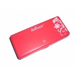 Bellcase Pillenetui Pink Pillenbox Pille Verhütung Aufbewahrung Medikamentenbox Etui