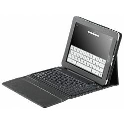 GeneralKeys Ipad-Tasche mit Bluetooth-Tastatur Taschen Tablettasche Tastaturen Taste