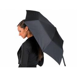 Pearl Mini Regenschirm mit 90cm Spannweite, 200g, Polyester auf Metallgestänge, 23cm klein