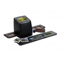 Technaxx DigiScan DS-02 Negativ-/ Dia Scanner 5 MP Bilder digitalisieren Digital