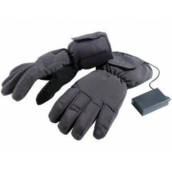 infactory Beheizbare Handschuhe Gr. M / 7,5 elektrisch batteriebetrieben Winter Wärme