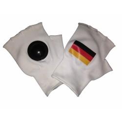 Clip-Clappers Klatsch Handschuhe mit Deutschland Fahne Gr. Uni Fanartikel mit Fahne
