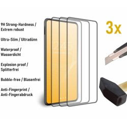3 x 9H Panzerglas für iPhone 8/7/6/6s PLUS Displayschutzfolie Schutzglas Glasfolie Verbundglas