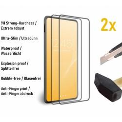 2 x 9H Panzerglas für iPhone 8/7/6/6s PLUS Displayschutzfolie Schutzglas Glasfolie Verbundglas