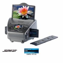 Somikon SD-1400 3in1-Dia Foto und Negativ-Scanner Fotoscanner mit 14-MP-Sensor